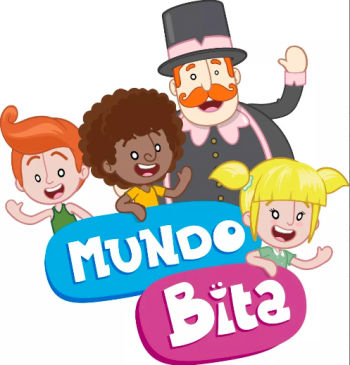 Mundo bita, personagem infantil criado no porto digital